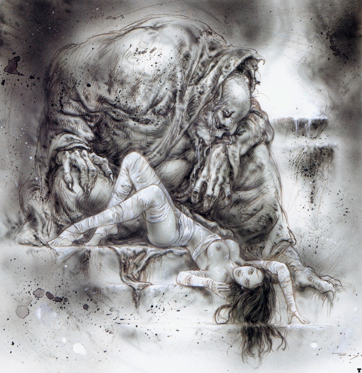 Эротические сказки про демонов и ангелов 14 фотография