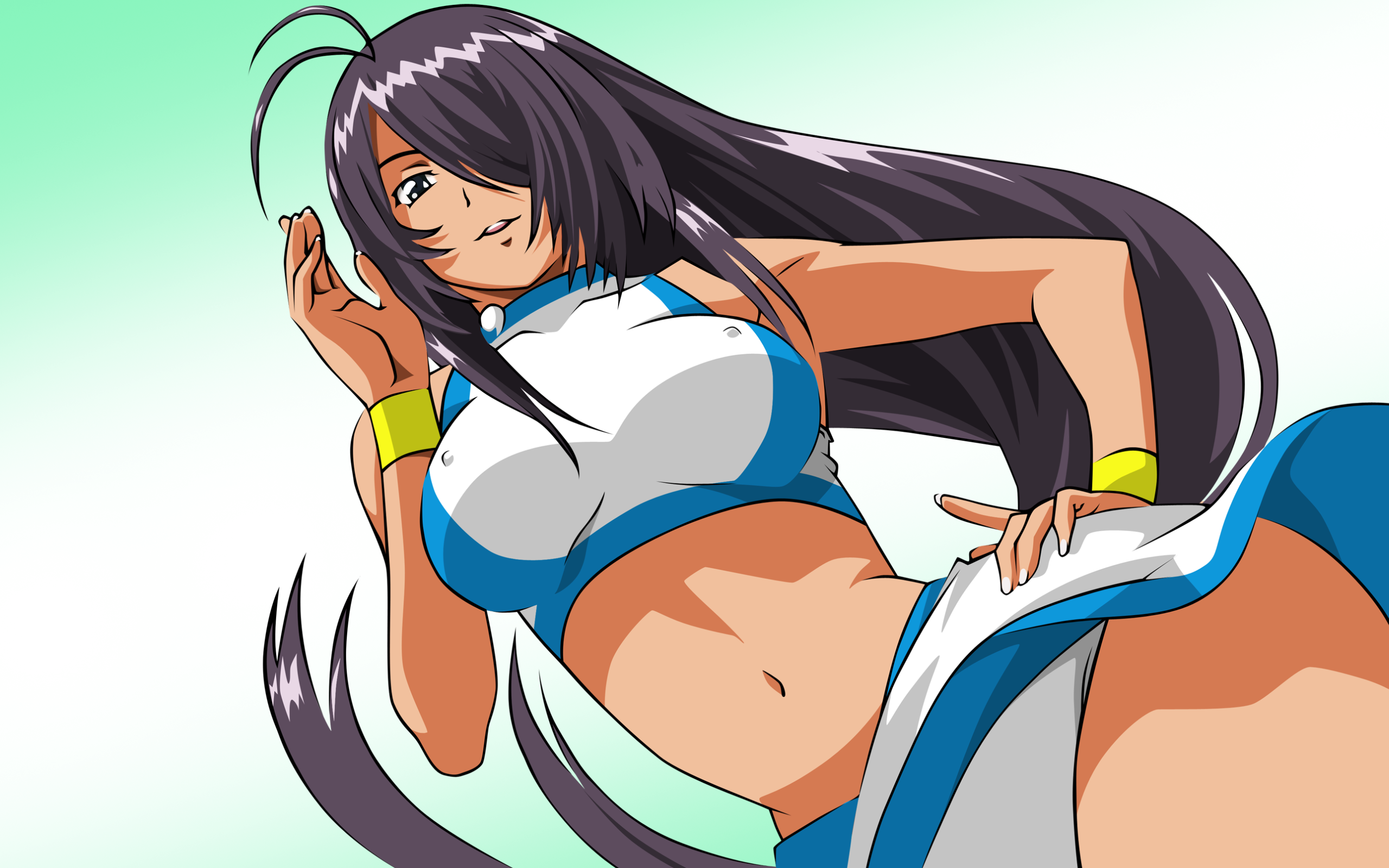 Ikkitousen girls hentai wallpapers sexy videos