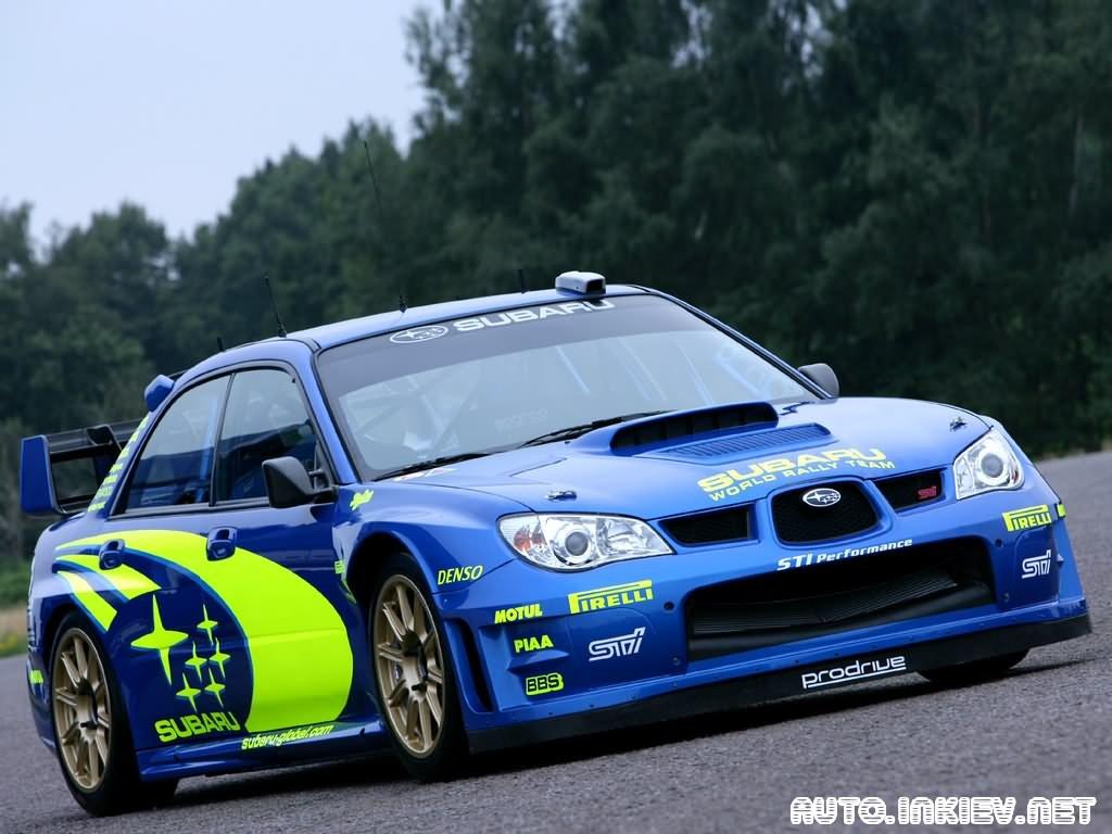 Фото новой Subaru WRX - в продол…