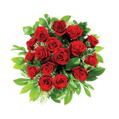 """Салон цветов и подарков """"Камелия"""" - Фотография: букет из роз"""