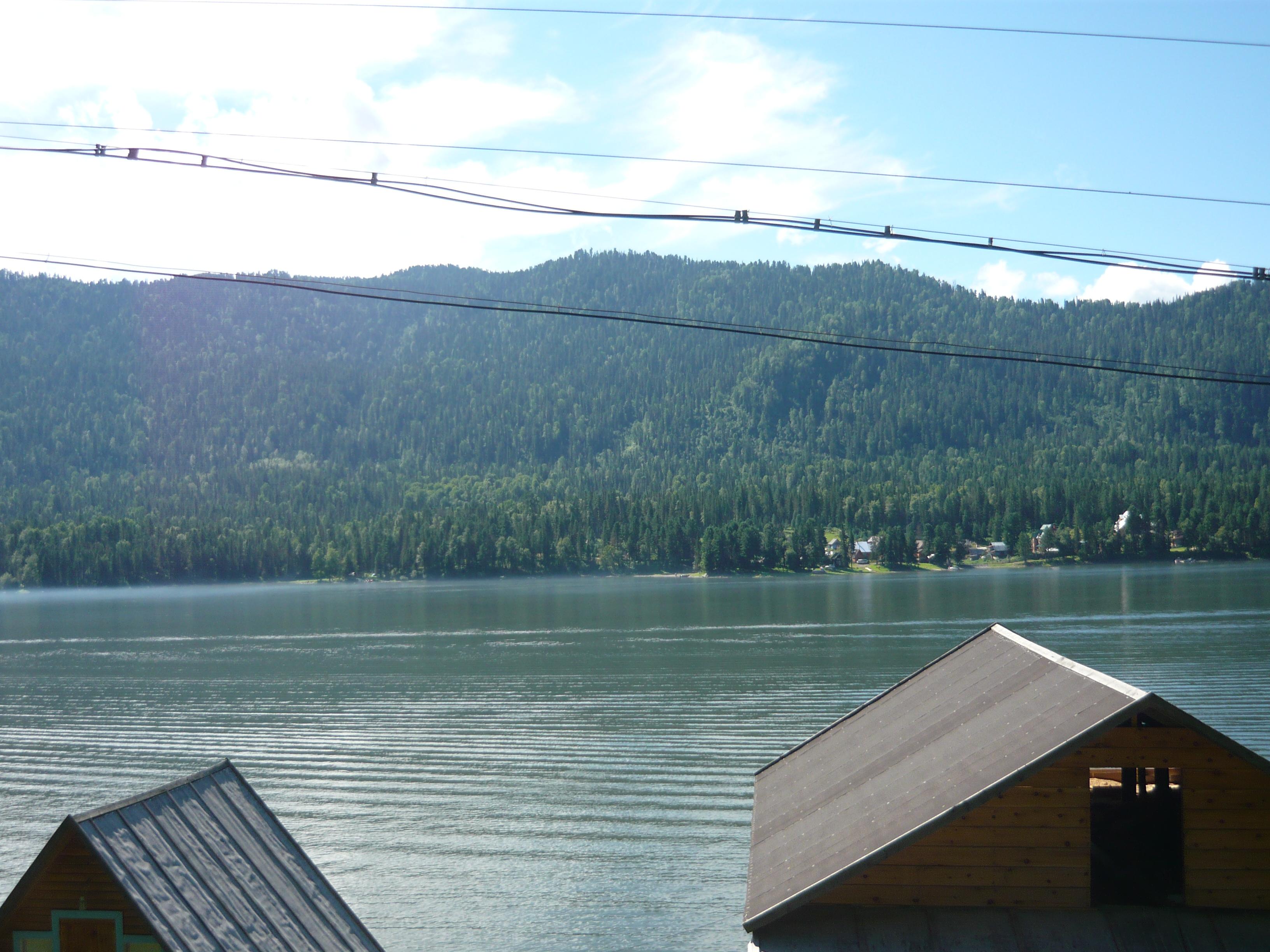 рыбалка на телецком озере артыбаш