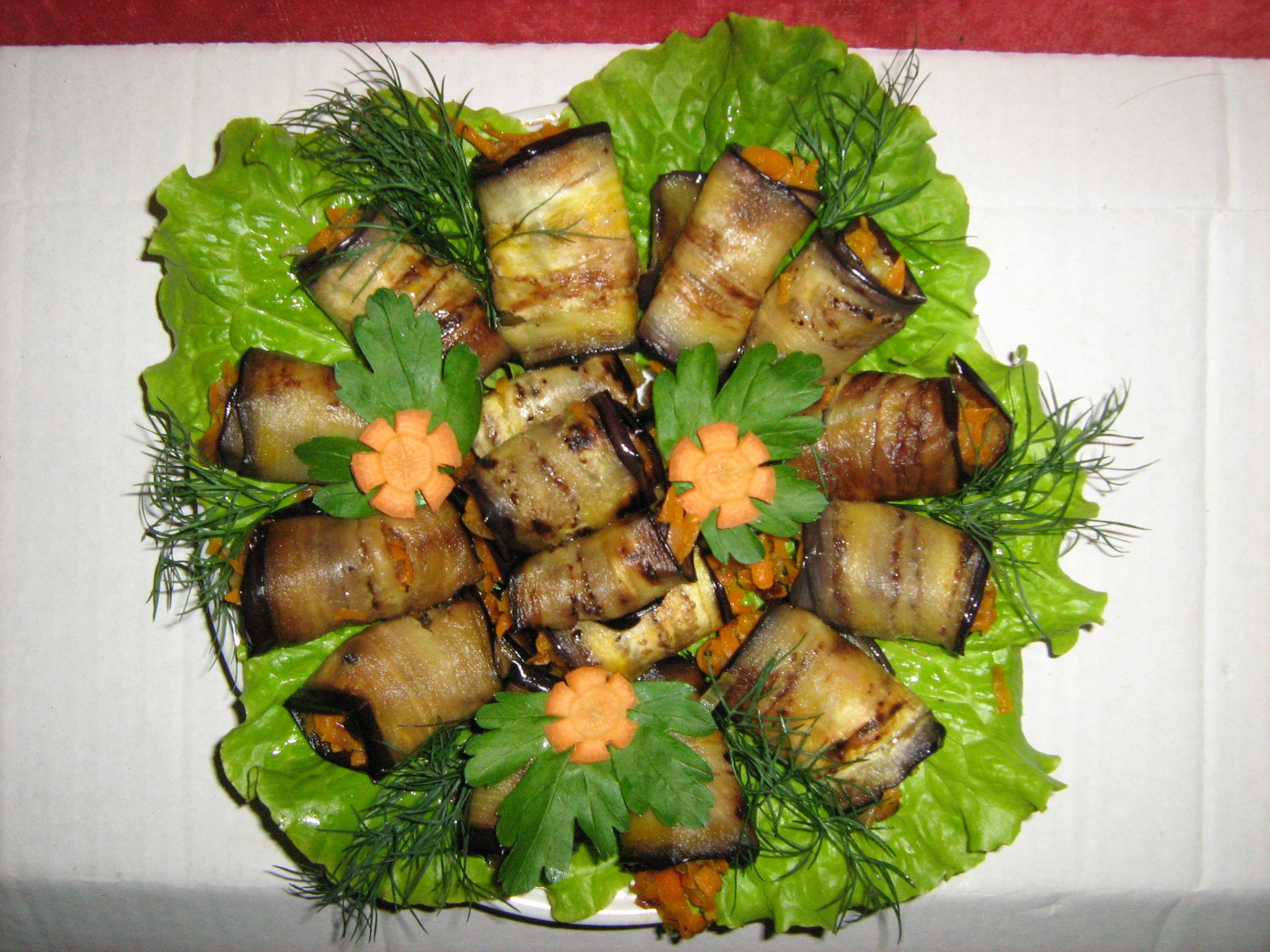 Красивое оформление блюд на sibnet