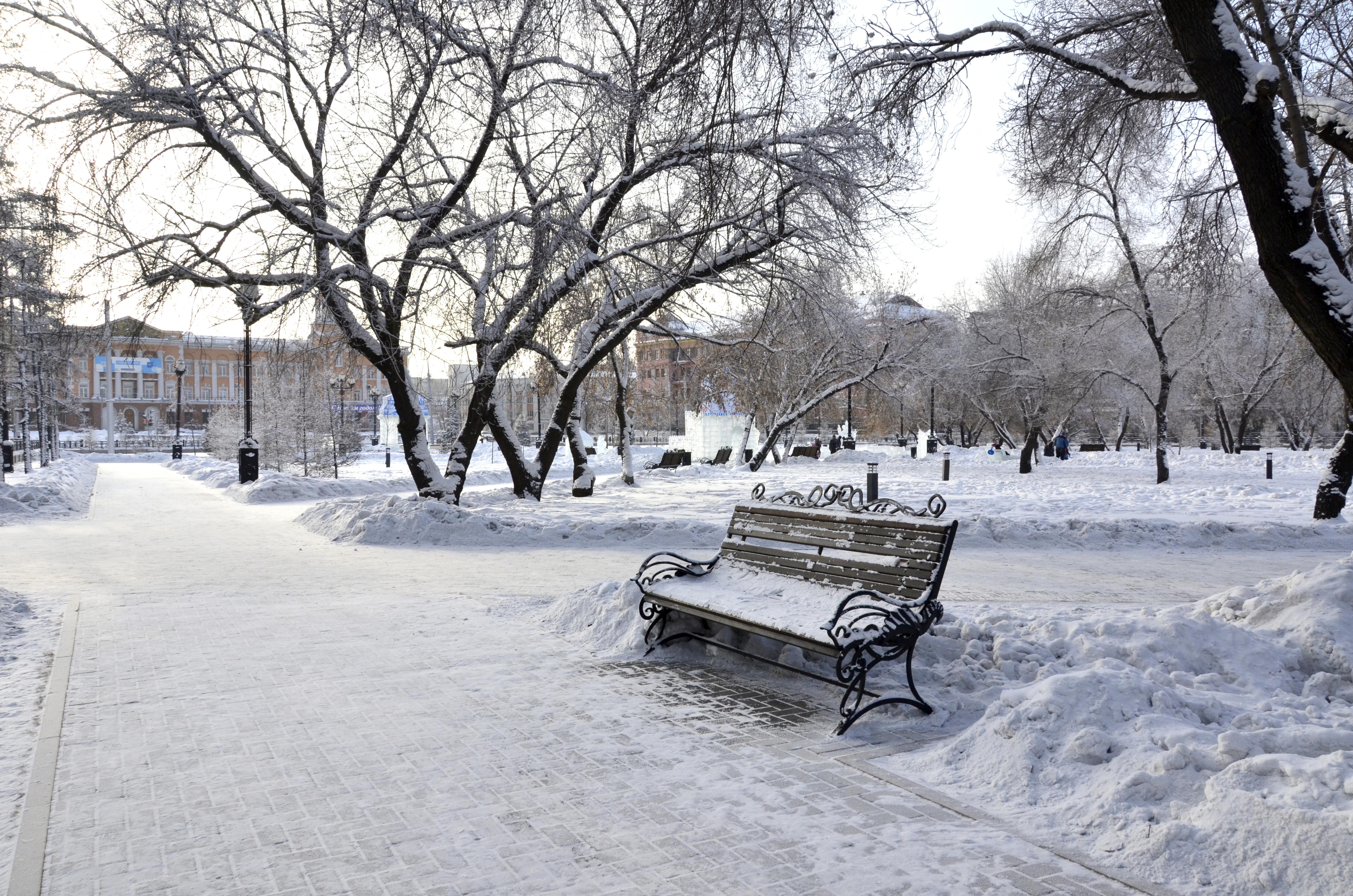 знакомства город зима