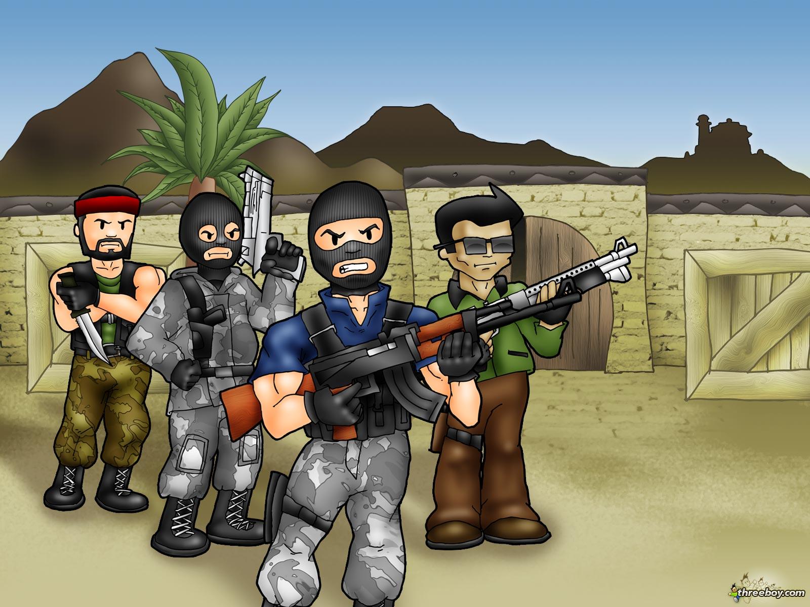 Предлагаем поиграть онлайн игру Counter-Strike 2D 0.1.1.7 + Portable.  Сегодня все больше людей играют в...