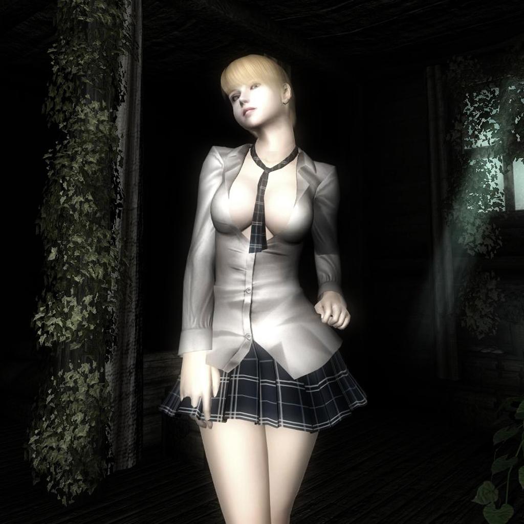 Oblivion hentai screenshot nude pic