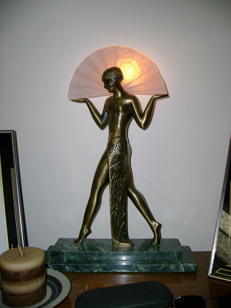 Скульптура как предмет интерьера