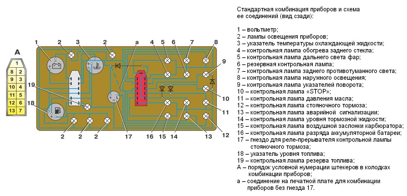 Схема блока предохранителей для ниссан мурано6
