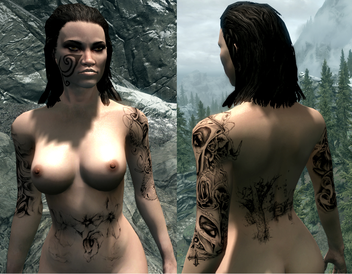 Nude women skyrim fucked streaming