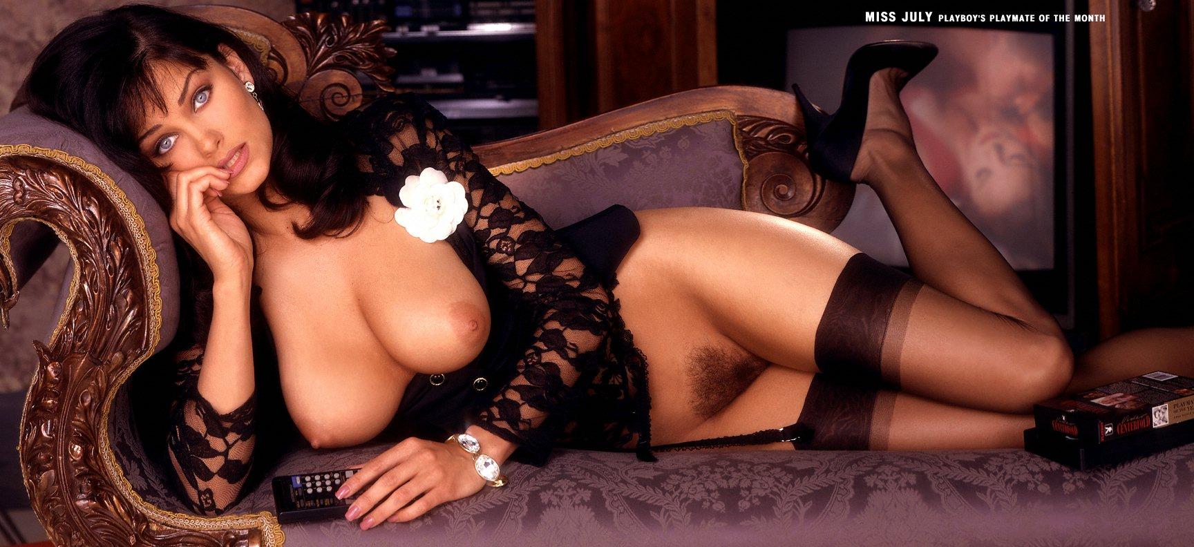 Фото красивых девушек голых 90х