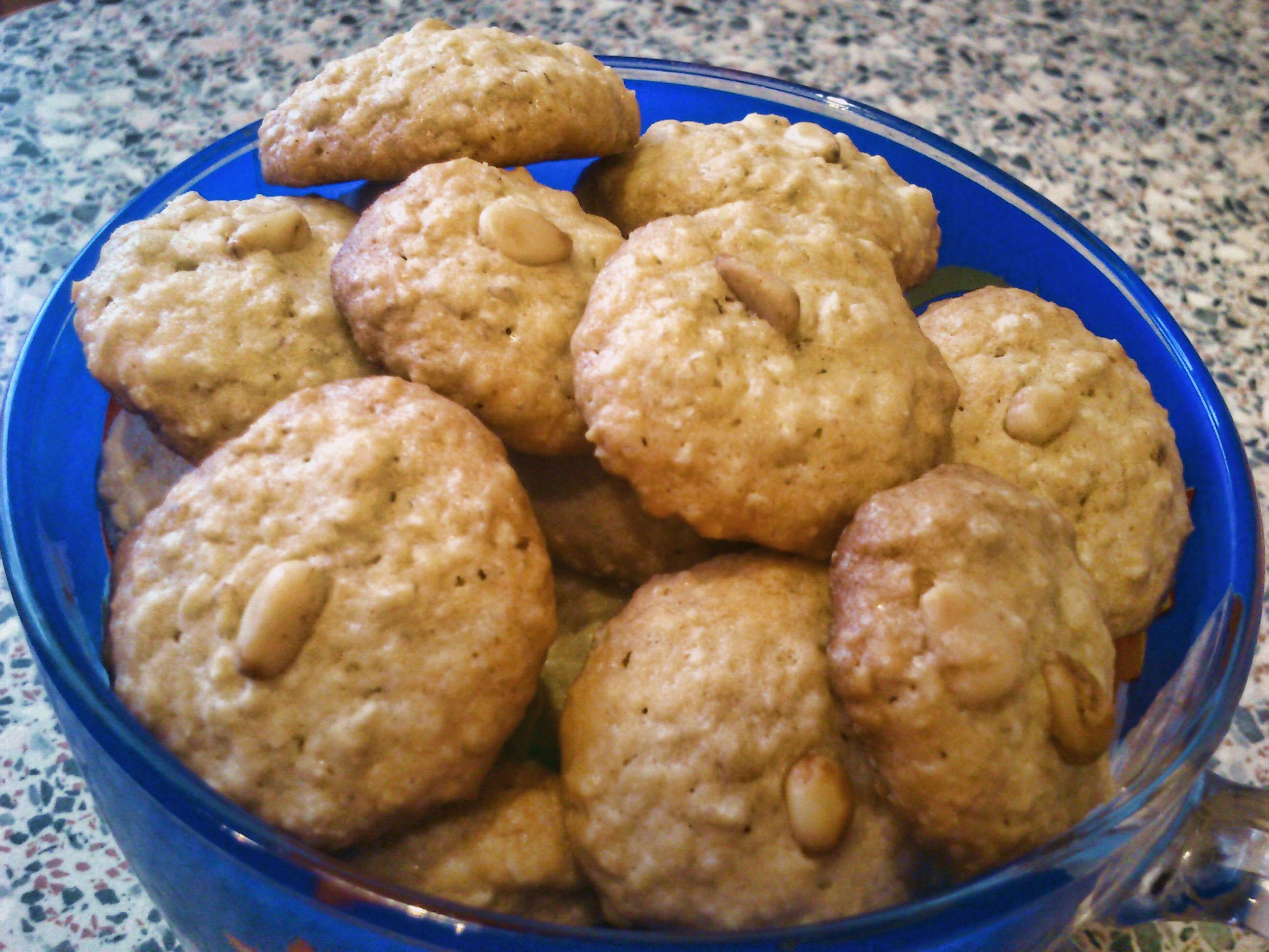 Овсяное печенье без сливочного масла в домашних условиях