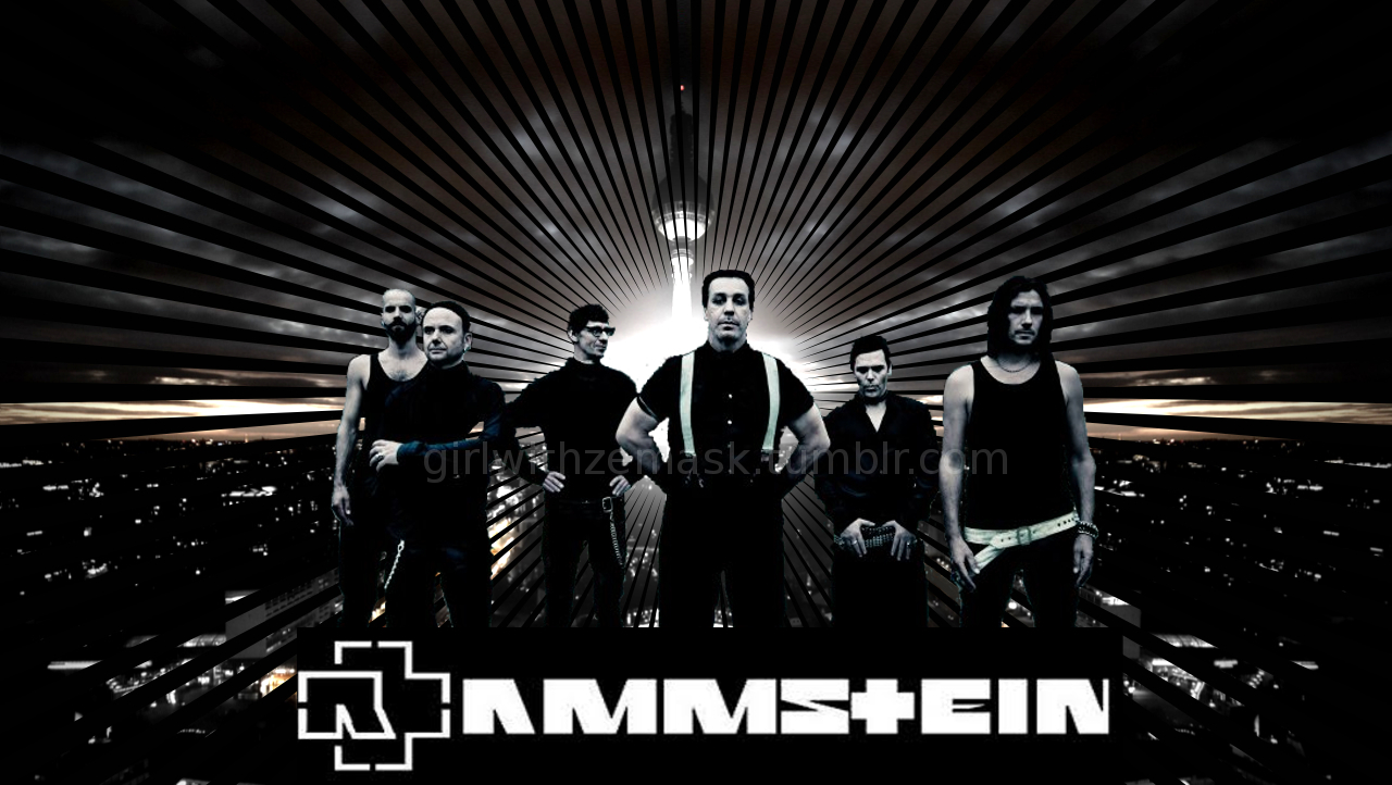 Rammstein Wallpapers - 1280x722 на Sibnet