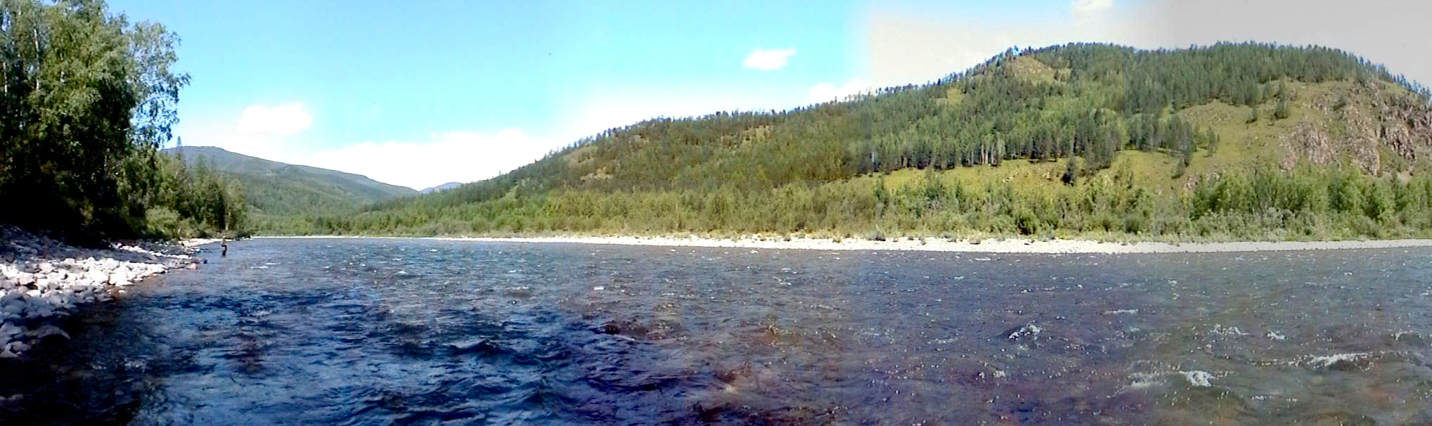 Река уса фото 7