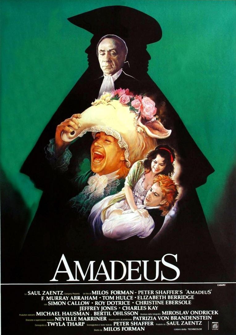 """Фильм """"Амадей"""" (1984). Отзыв на фильм"""
