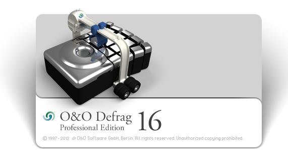 Скачать бесплатно O&O Defrag Professional 16.0 Build 183 RePack KpoJIuK