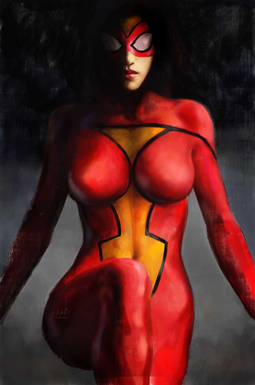 Spider woman hot pics hentai gallery