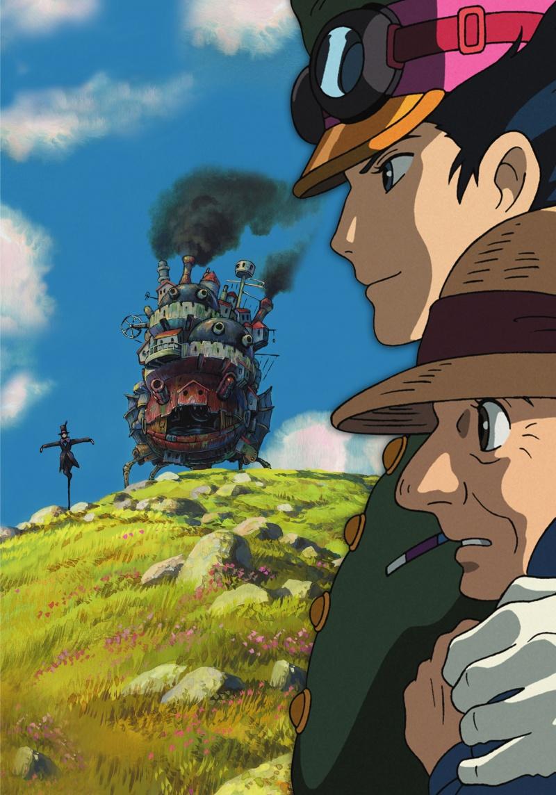 """""""Ходячий замок"""" (2004) - отзыв о мультфильме"""