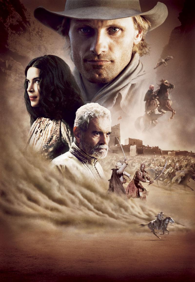 Идальго: Погоня в пустыне (2004)