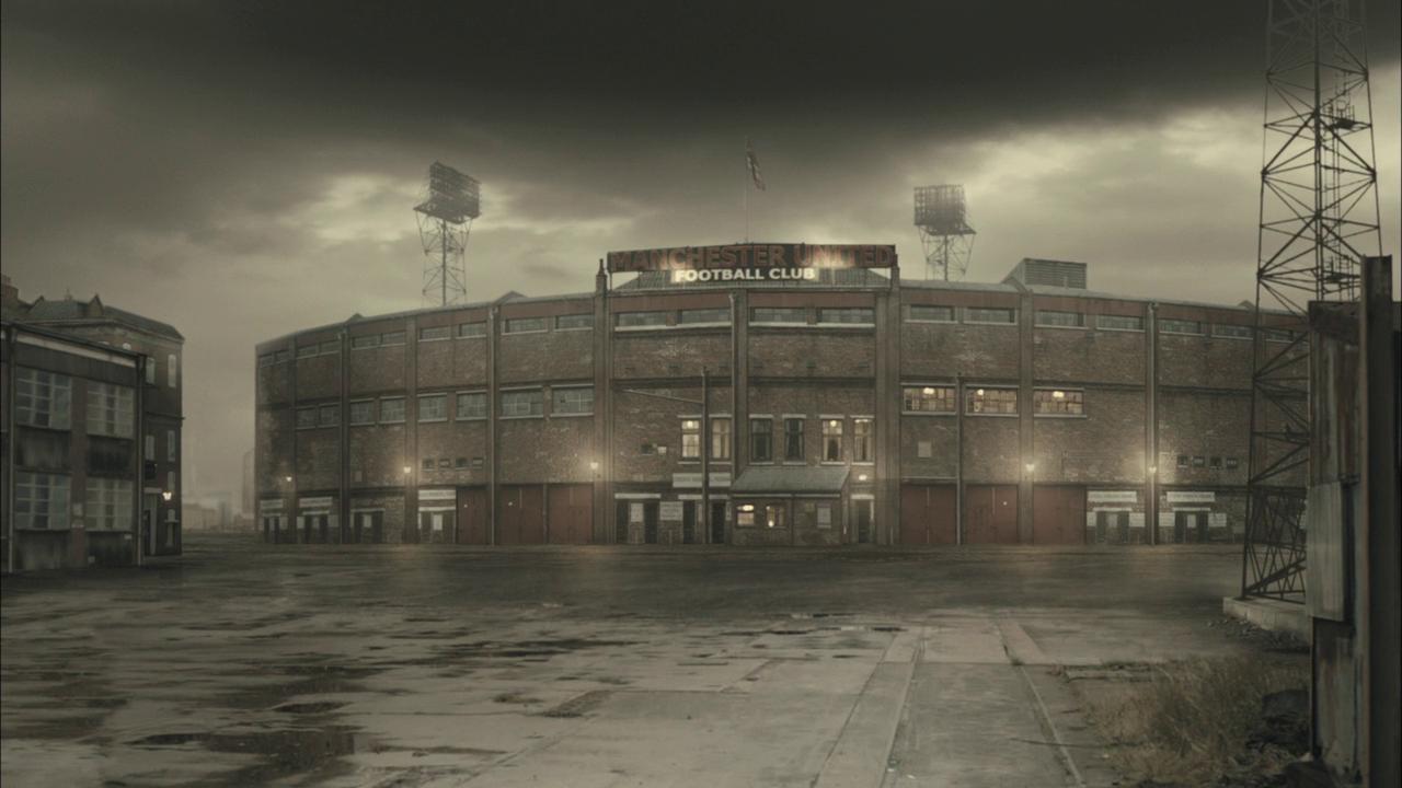 """Стадион """"Олд Траффорд"""""""