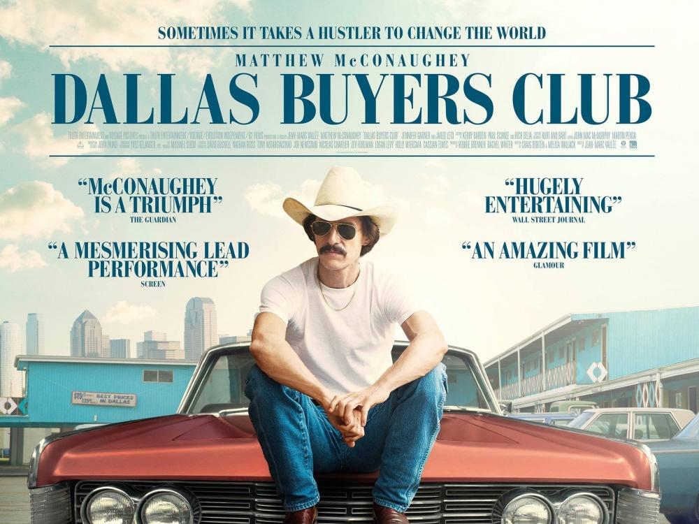 """Трейлер к фильму """"Далласский клуб покупателей"""" (2013) - смотреть онлайн"""