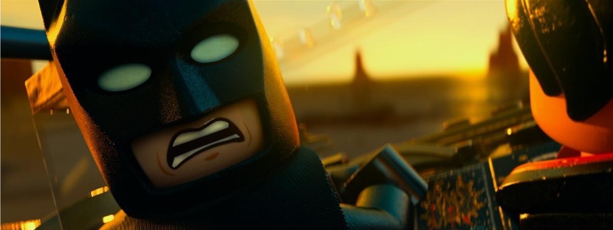 Лего-Бэтмен