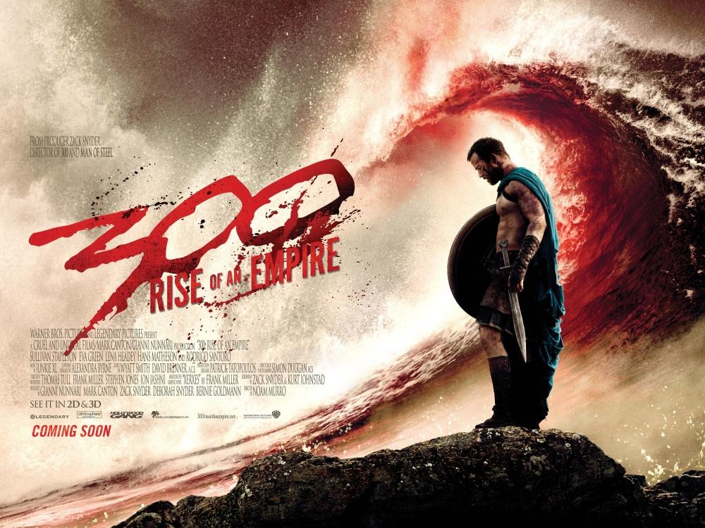 """Трейлер к фильму """"300 спартанцев: Расцвет империи"""" (2014) - смотреть онлайн"""