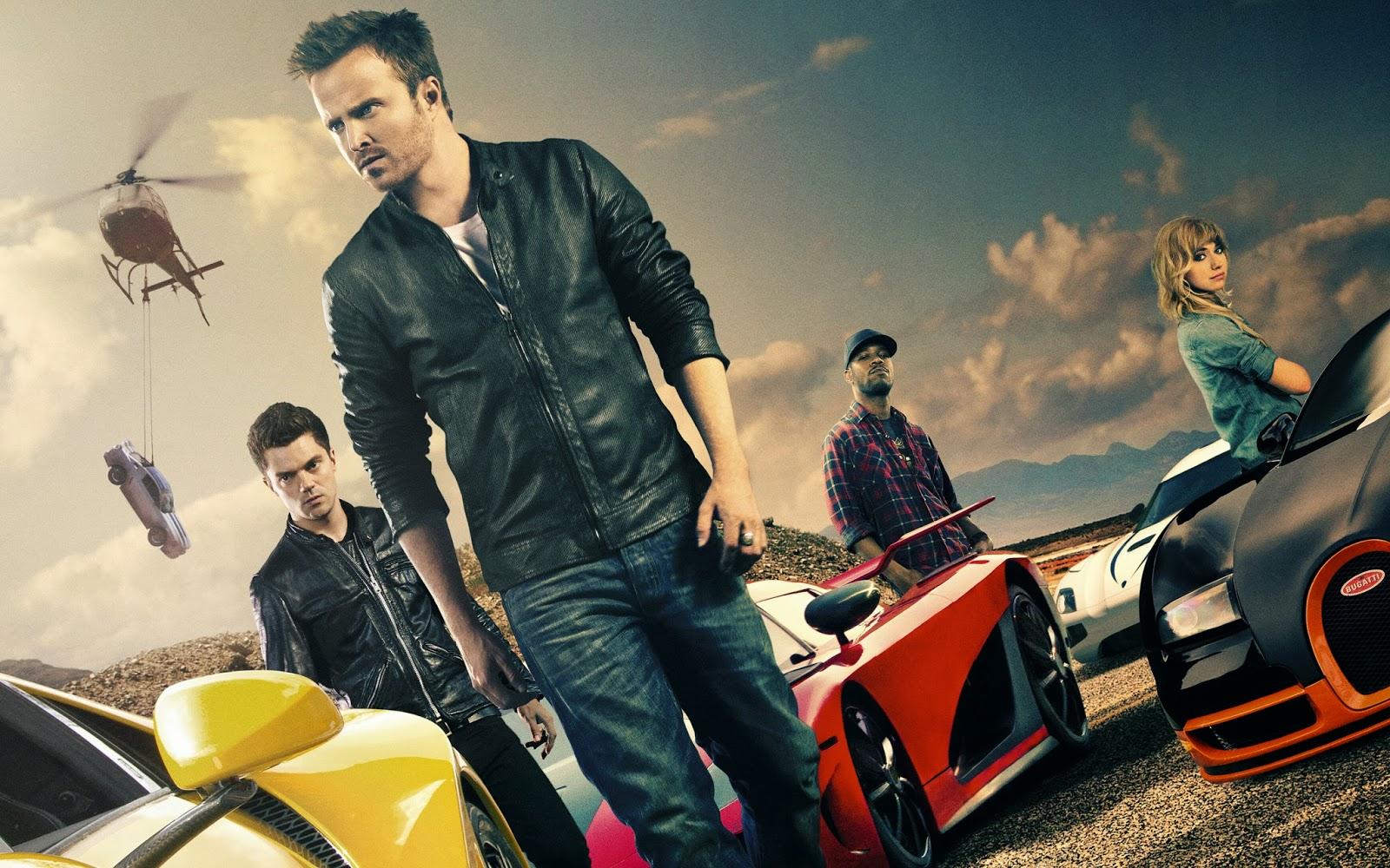 "Трейлер к фильму ""Need for Speed: Жажда скорости"" (2014) - смотреть онлайн"