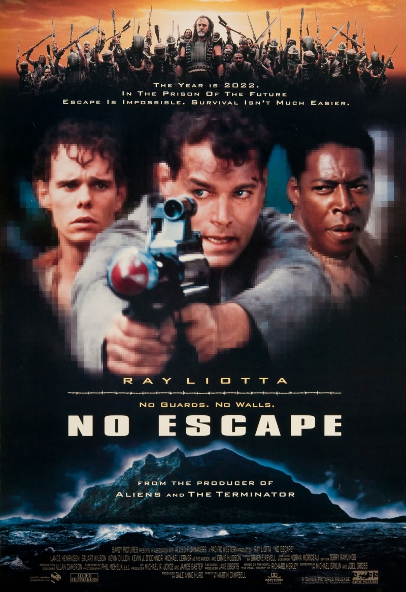 Побег невозможен (1994)
