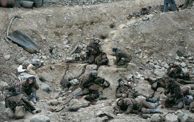 «Говорят мертвые воины» ($3,66 млн)