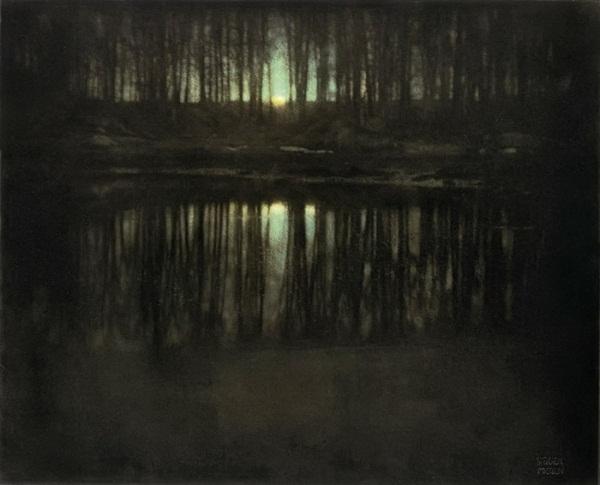 «Пруд при лунном свете» ($3 млн)
