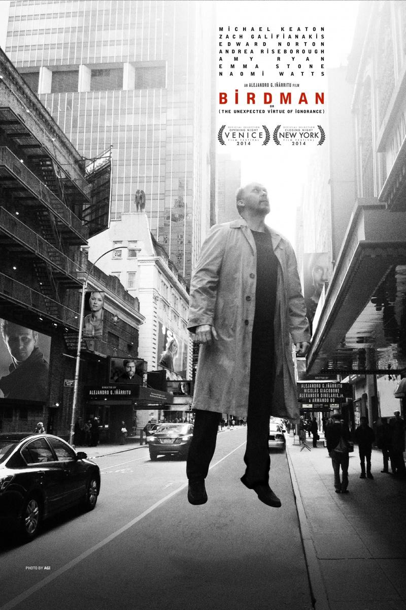 Бёрдмен (2014)