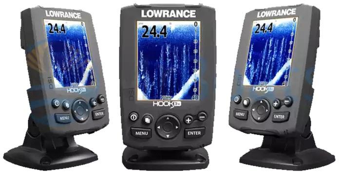lowrance elite 3x dsi 455 800