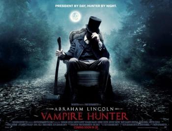 """Трейлер к фильму """"Президент Линкольн: Охотник на вампиров"""""""