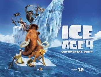 """Трейлер к мультфильму """"Ледниковый период 4: Континентальный дрейф"""""""