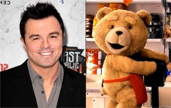 Медведь Тэд будет ведущим Оскара 2013