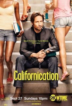 """Эротический сериал """"Блудливая Калифорния / Californication"""""""